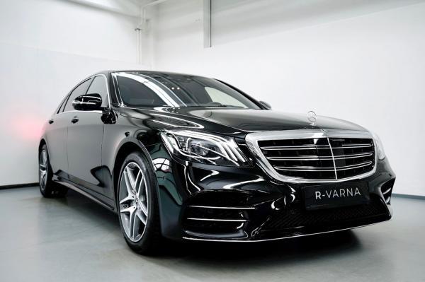 Mercedes S560L AMG V8 2020