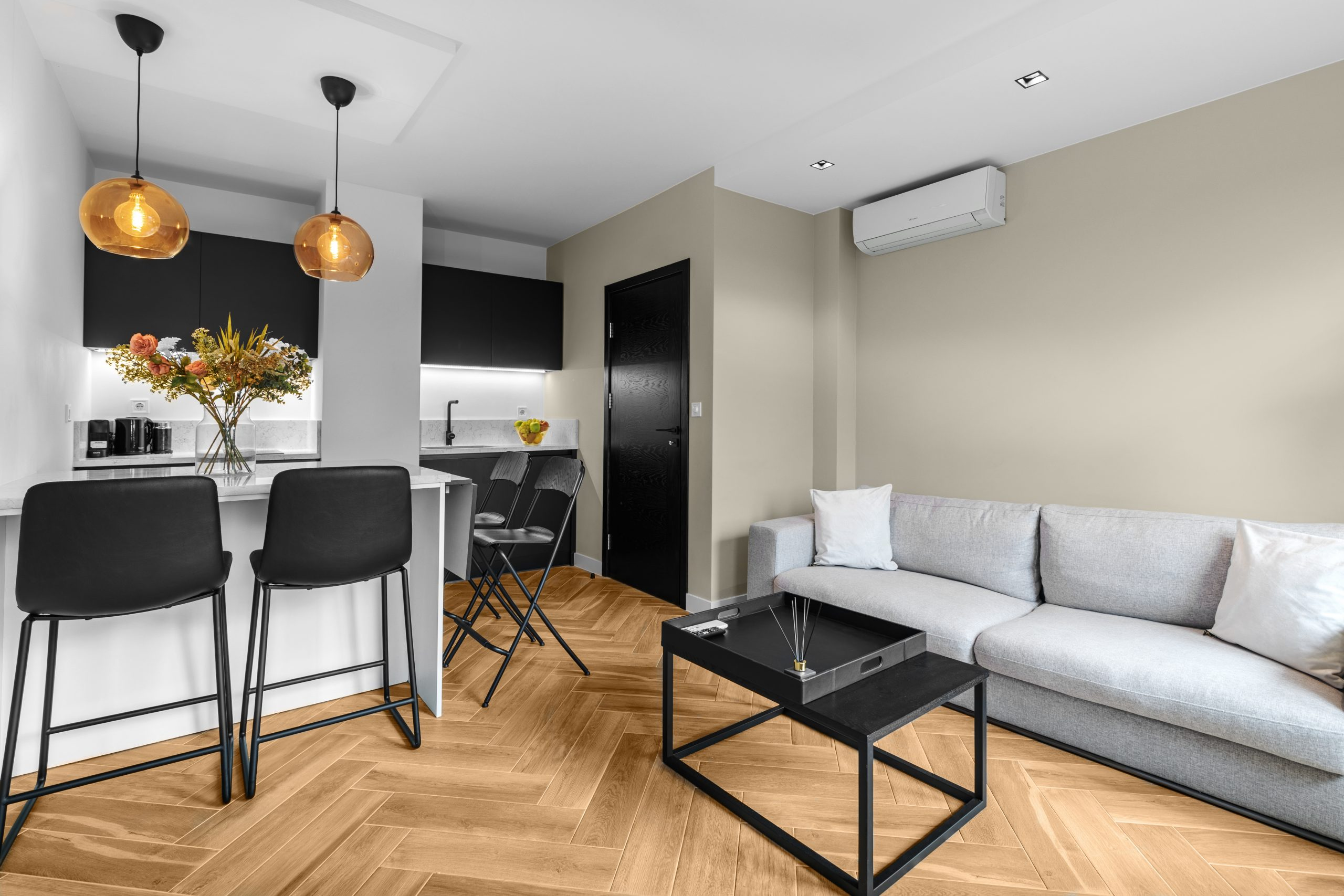 Deluxe holiday apartment for rent in Varna